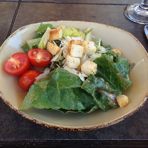 Caesar Salad - 5ive/Five Steakhouse, Plymouth, MI