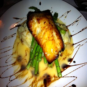 Sea bass - Bistro 821, Naples, FL
