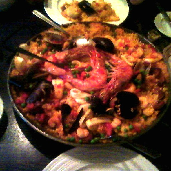 Seafood Paella - Spanish Pavillion, Harrison, NJ