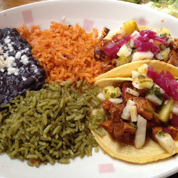 Tacos al Pastor - Border Grill - Santa Monica, Santa Monica, CA