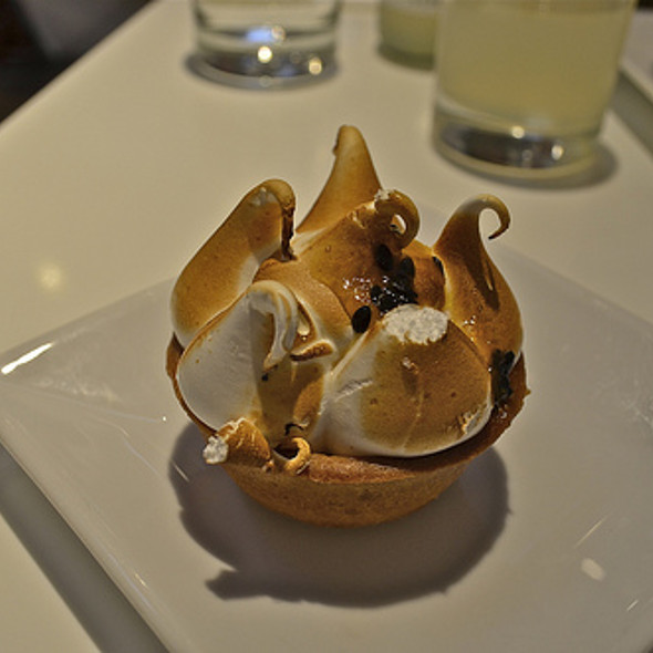 Lemon Meringue Tart - Ottolenghi Islington, London