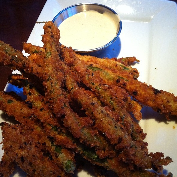 Fried Green Beans - Asada, Laguna Beach, CA