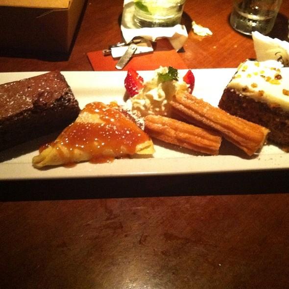 Dessert Sampler - Asada, Laguna Beach, CA