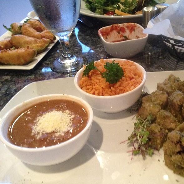 Chile Verde A La Baabs - Acitron Cocina Mexicana, Arlington, MA