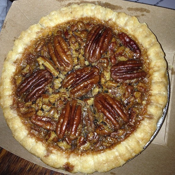 Pecan Pie - Hill Country Barbecue Market – Flatiron, New York, NY