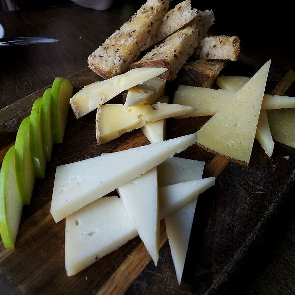 Cheese Plate - The Empire Lounge and Restaurant, Louisville, CO