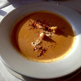 Crab Bisque - Piropos Restaurant, Kansas City, MO
