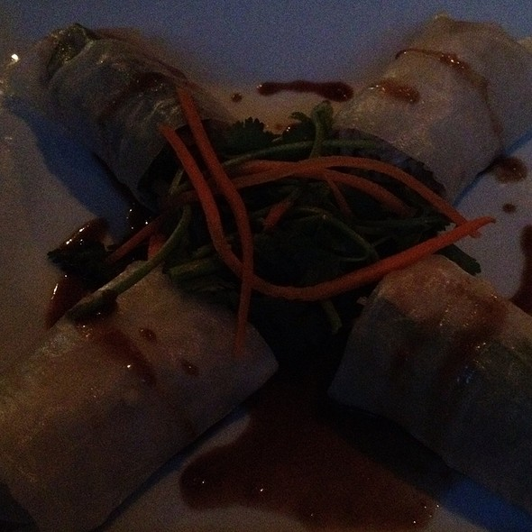 Duck Spring Rolls - Union An American Bistro, Castle Rock, CO
