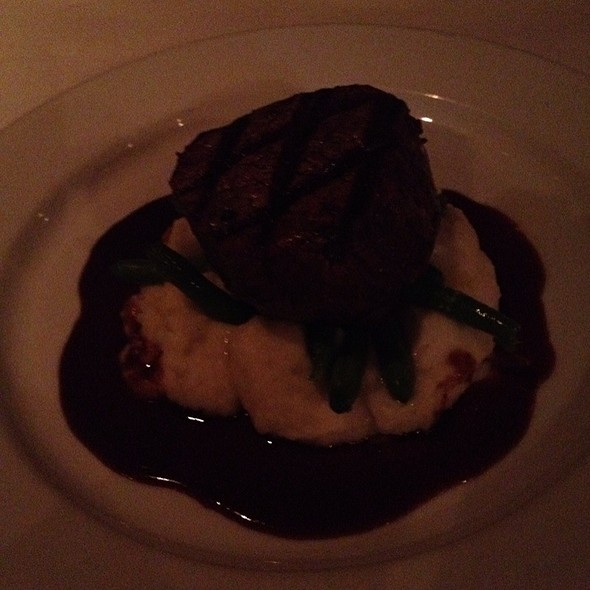 Beef tenderloin - Union An American Bistro, Castle Rock, CO