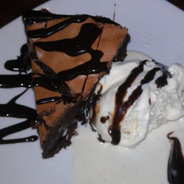 Warm Chocolate Torte - Village Tavern Greensboro, Greensboro, NC