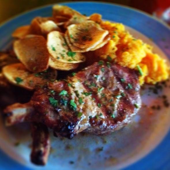 Costillas De Cerdo - Tango Restaurant, Arlington, MA