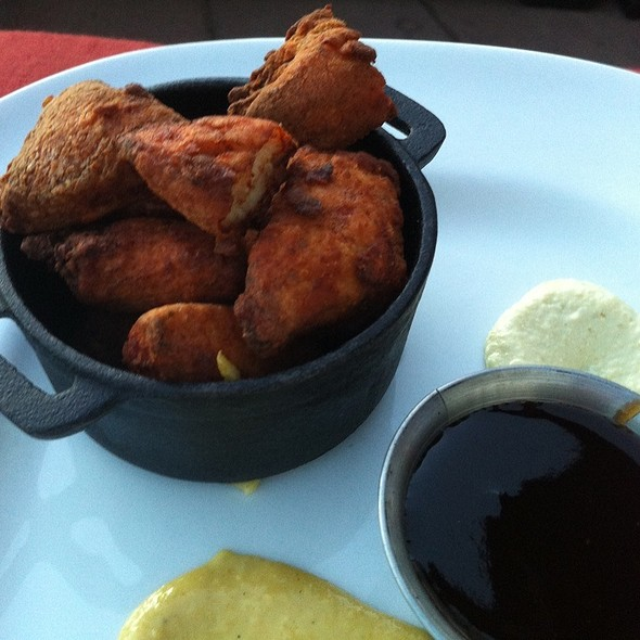 Miner's Chicken Nuggets - Altezza, Mountain Village, CO