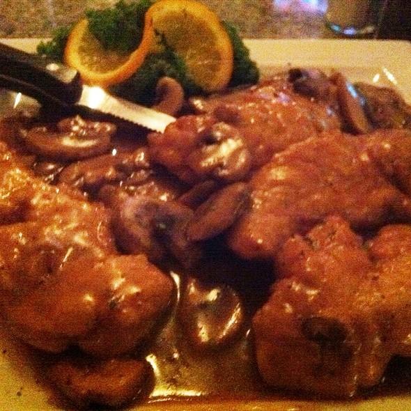 Chicken Marsala - Spumoni's Restaurant, Pawtucket, RI