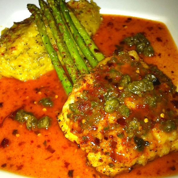 Shrimp Crusted Salmon - IndeBlue - Collingswood, Collingswood, NJ
