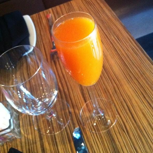 Blood Orange Mimosa - Masa 14, Washington, DC