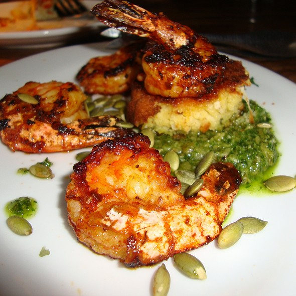 Gambas Picantes - Chipotle Tiger Prawns - Tango, Seattle, WA