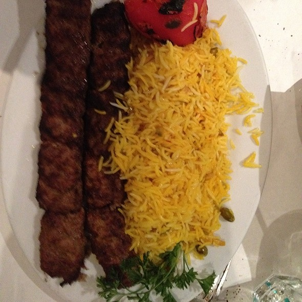 Kubideh  - Shaherzad Restaurant, Los Angeles, CA