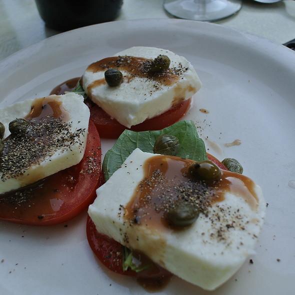 Tomato Caprese - Dupont Italian Kitchen, Washington, DC