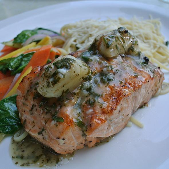 Grilled Salmon - Dupont Italian Kitchen, Washington, DC