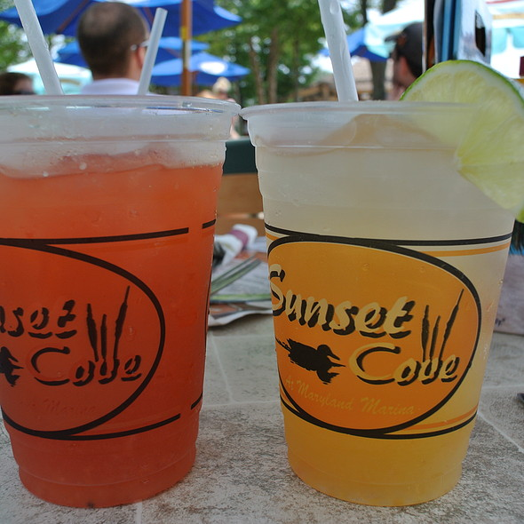 Orange and Grapefruit Crushes - Sunset Cove, Bowleys Quarters, MD