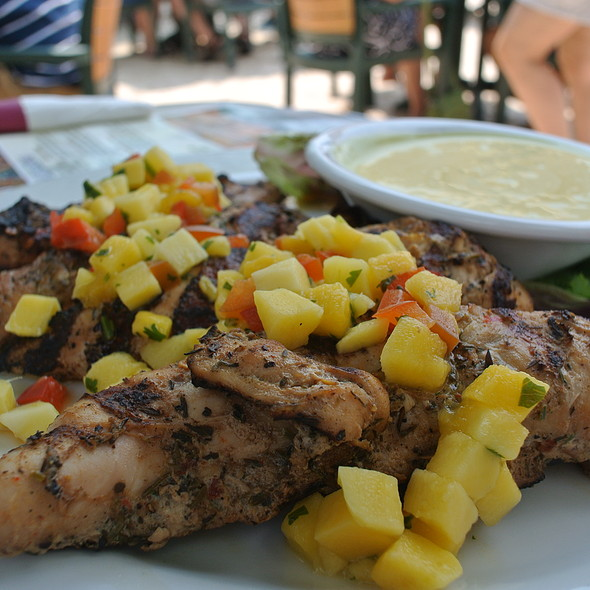 Jerked Chicken - Sunset Cove, Bowleys Quarters, MD