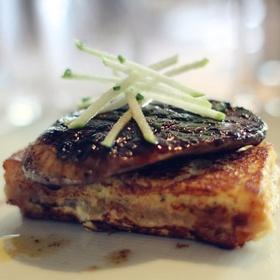 Sautéed Hudson Valley Foie Gras - River Cafe, Brooklyn, NY