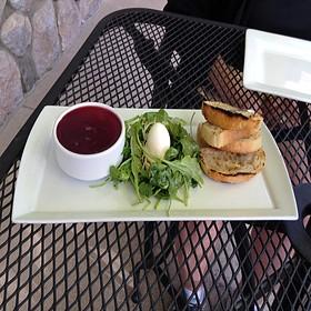 Tuna And Foie Gras Rillettes - Bistro Blanc, Glenelg, MD