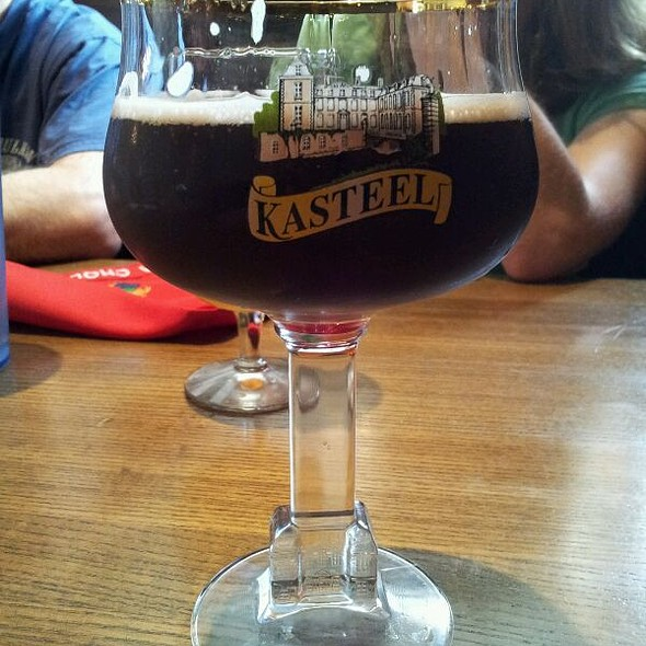 kasteel rouge - Cheeky Monk Belgian Beer Cafe, Westminster, CO