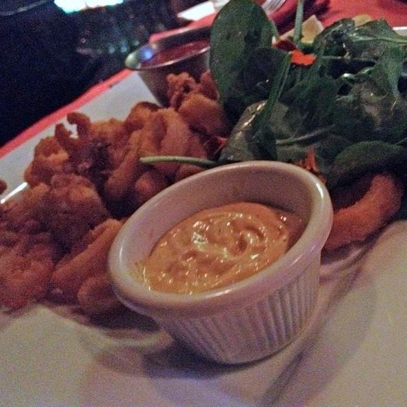 Fried Calamari - Golden Spur Restaurant, Glendora, CA