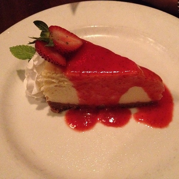 Cheesecake - Frankie Bones Restaurant & Lounge - Hilton Head Island, Hilton Head Island, SC