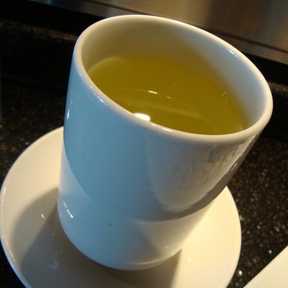 Hot Green Tea - Japonessa Sushi Cocina, Seattle, WA