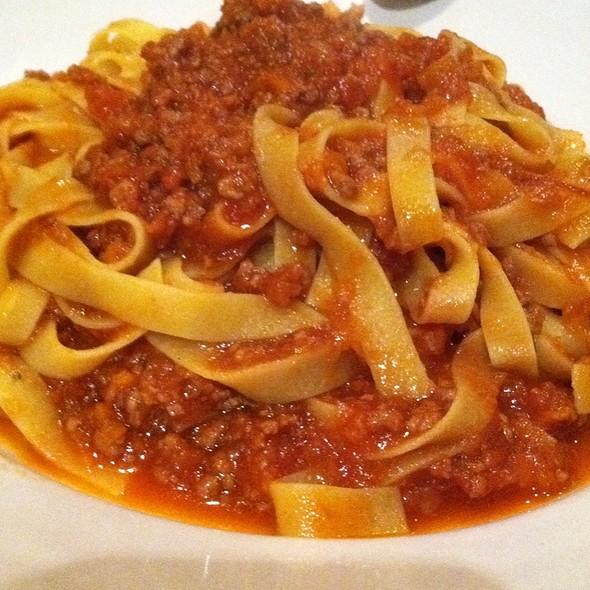 Fettuccine Bolognese - Novecento Pasta & Grill, Culver City, CA