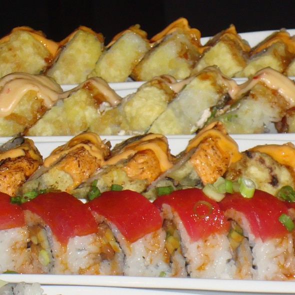 Assorted Specialty Rolls - Japonessa Sushi Cocina, Seattle, WA