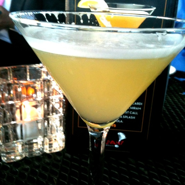 Knockout Martini - Sullivan's Steakhouse - Leawood, Leawood, KS