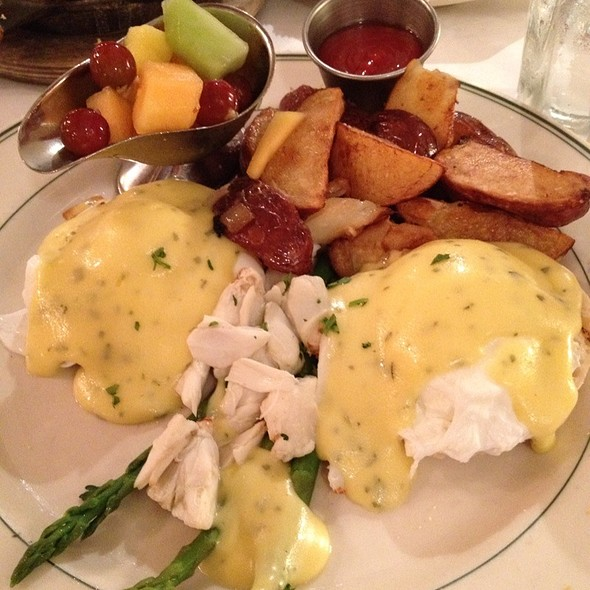 Oscar Benedict - District Chophouse, Washington, DC