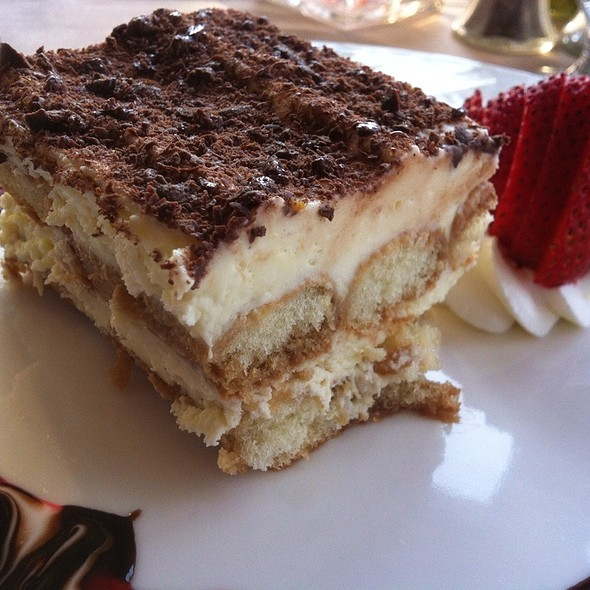Tiramisu - Venezia Restaurant, Boston, MA