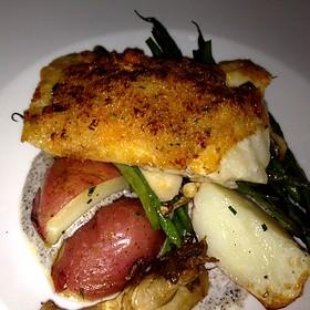 Chicken - Blue Point Coastal Cuisine, San Diego, CA