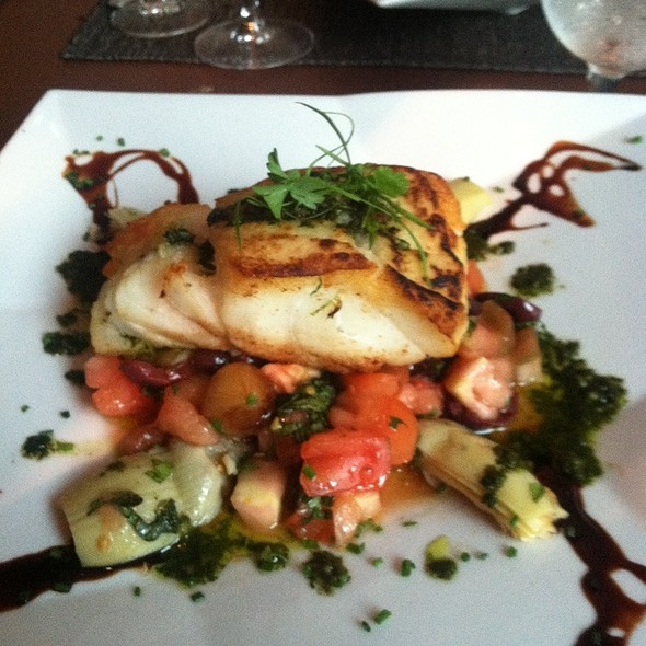 Chathan Cod - Halcyon Brasserie, Montclair, NJ