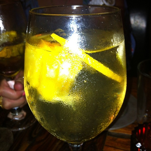 White Sangria - The Park, New York, NY