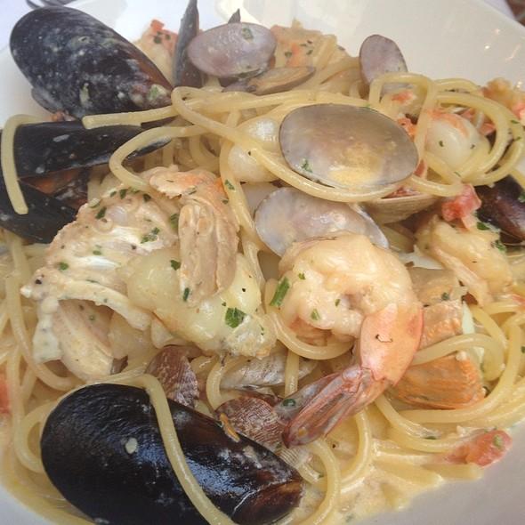 Seafood Pasta Special - Buona Tavola - San Luis Obispo, San Luis Obispo, CA