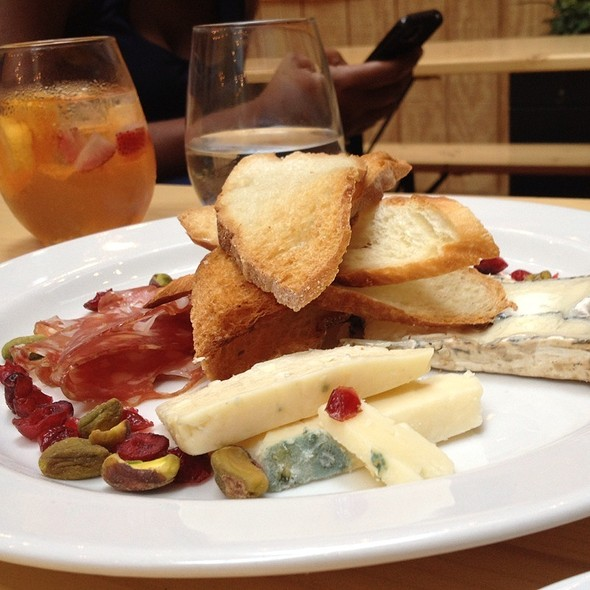 cheese & charcuterie plate - Tavern 29, New York, NY