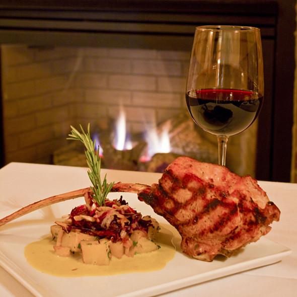 Roasted Lamb - Pane e Vino Providence, Providence, RI