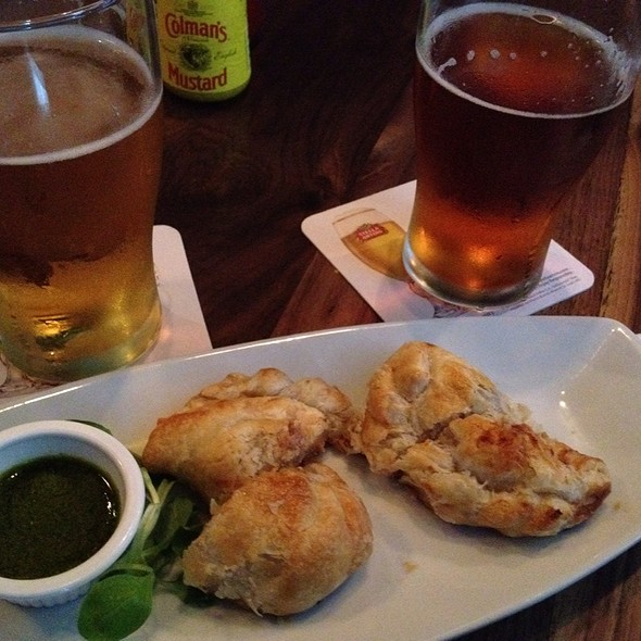 empanadas - Bailey Restaurant and Bar, New York, NY