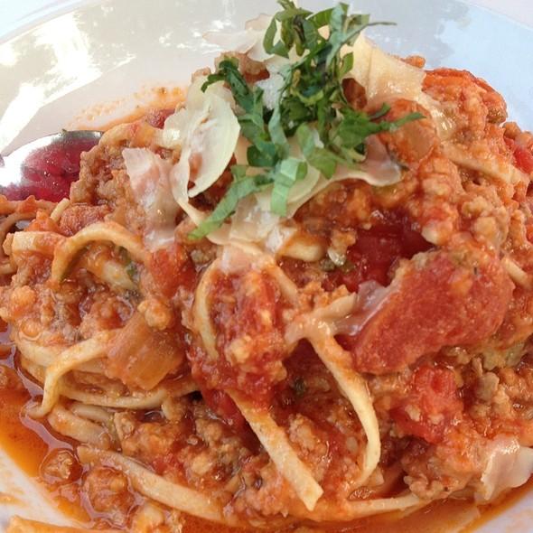 Spaghetti Bolognese - Tucci's, Dublin, OH