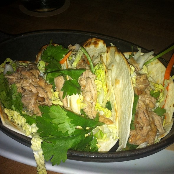 Hoisin Chicken Tacos - The Bauer Kitchen, Waterloo, ON