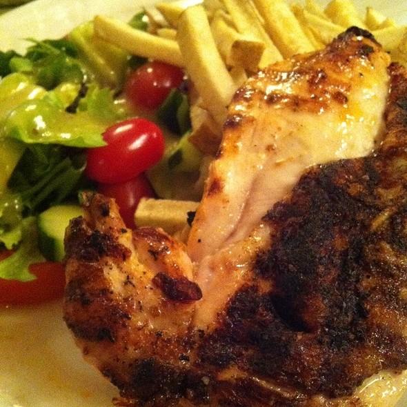 Piri Piri And Garlic Chicken - Sabor Restaurant, Edmonton, AB