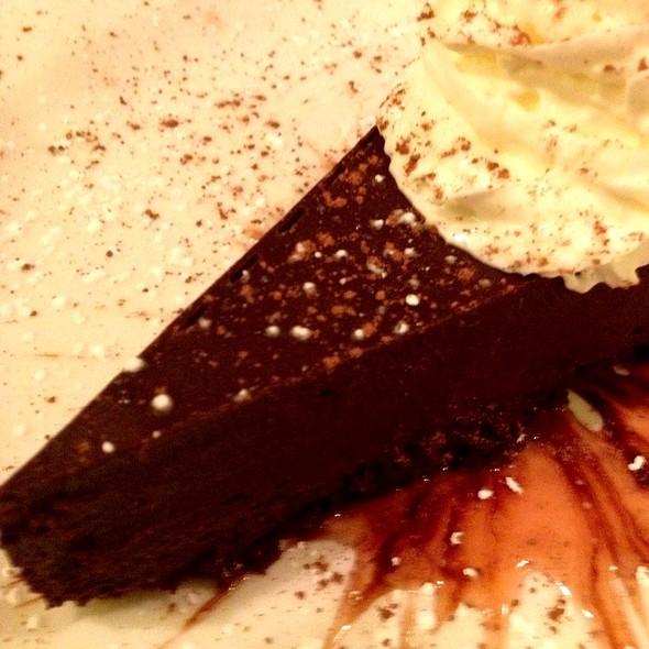 Chocolate Sin - Flourless Chocolate Cake - Windjammer Restaurant, South Burlington, VT