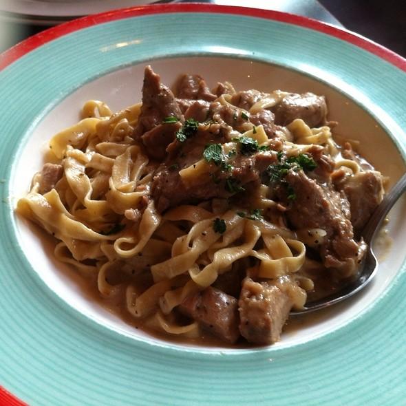 Veal Ragout With Fetticcini - Argia's, Falls Church, VA