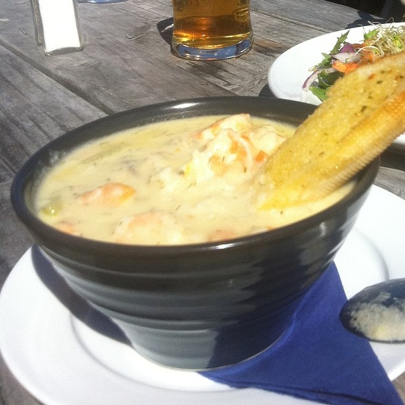 Seafood Chowder - Kinley's Restaurant and Bar, Anchorage, AK