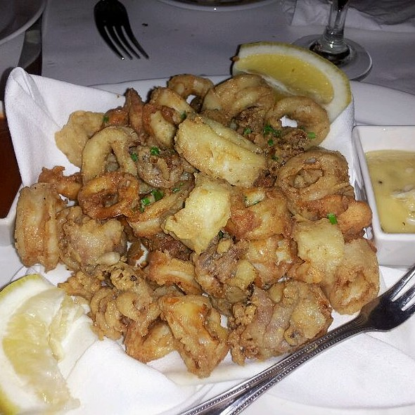 Fried Calamari - West End Cafe, Carle Place, NY